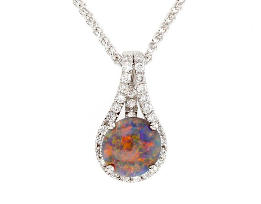 Opal and Tourmaline Offer Dazzlingly Unique Birthstones for October